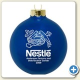 Company Christmas Party ornament