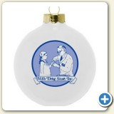 custom ornament for drug store pharmacy
