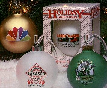 Corporate Christmas Ornaments - Unique Idea for Corporate ...